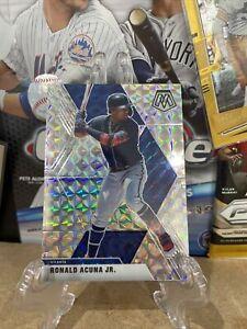Panini Mosaic Ronald Acuna Jr Mosaic Prizm Atlanta Braves ⚾️🔥