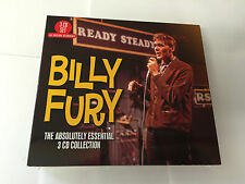 FURY BILLY - THE ABSOLUTELY ESSENTIAL 3 CD V NR MINT 805520131124