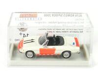 Alfa Romeo Spider 2000 Rijkspolitie (Polizei)