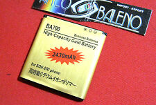 BATTERIA DA 2430Mah PER SONY Xperia Pro Ray MK16i MT11 MT15i ST18i MAGGIORATA