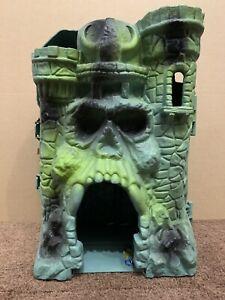 Vintage 1980s Castle Grayskull He-Man Masters Of The Universe MOTU Greyskull