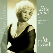 Etta James - 19 Greatest Hits-At Last [Used Very Good Vinyl LP] Holland - Import