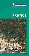 MICHELIN THE GREEN GUIDE FRANCE - MICHELIN TRAVEL & LIFESTYLE (COR) - NEW BOOK