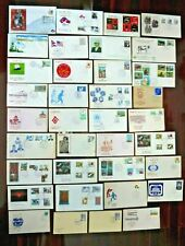 Nepal - Stamps 36 First Day Covers & 7 Mint Sets (in Sleeves)