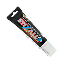 EVERBUILD STIX-ALL WHITE 80ML ADHESIVE AND SEALANT EASI SQUEEZE