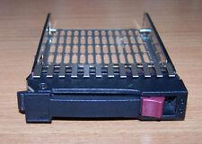 """HP Compaq Hot-Plug HD Rahmen Tray Caddy für 6,35cm/2,5"""" SATA/SAS Festplatten"""