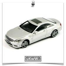 AutoArt 1/43 - Mercedes CL 63 AMG 2007 argent