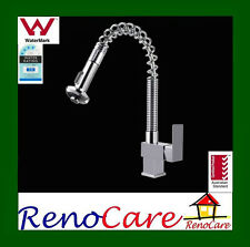 DELUXE Elegant Square Pull out Swivel Kitchen Mixer Tap RC-2105N