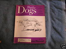 Popular Dog's Magazine Annual Pictorial February 1962
