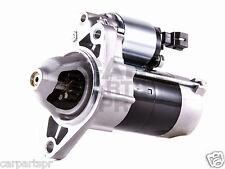 Starter 17805 0.8kW for Toyota Echo 1.5L & 2000-2005 Yaris 1.5L 2006-2012