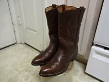 VINTAGE 70'S RED WING PECOS BOOTS MADE IN USA 11.5 A GREAT COND NOT MUCH USED
