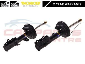 FORD FIESTA VI 08- FRONT LEFT RIGHT MONROE ORIGINAL SHOCK ABSORBERS SHOCKER PAIR