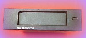 Tandberg Data RDX QuikStor Laufwerk USB intern Removable Disk Storage