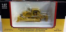 Ho 1/87 scale FIRST GEAR INTERNATIONAL HARVESTOR TD-25 CRAWLER W/ RIPPER