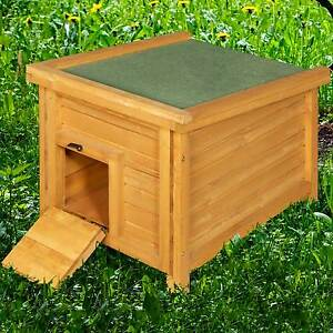Cosy Rabbit / Guinea Pig Run Shelter Hideaway Biggest on eBay Made in the UK