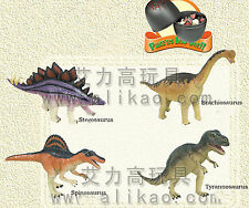 4 kinds 4D Animal Puzzle Toy Assembly Dinosaur Dragon Egg #B-79