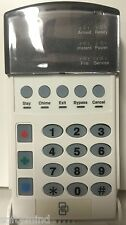 Brand New Interlogix NetworX NX-1516E LED Slimline Keypad, 16 Zones, NX-6, NX-8,