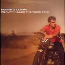 Robbie Williams - Reality Killed the Video Star CD