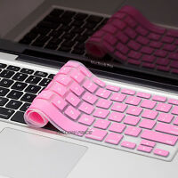 "Keyboard Cover ONLY FOR 2013 MacBook Pro 13"" 15"" 11'' 12"" Extra Slim Protector"
