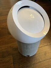 Dyson Bp01 Pure Cool Me Personal Air Purifier and Desk Fan, Hepa White/Silver