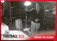 FIREBALL XL5 - Base Card #51 - BEHIND THE SCENES - Gerry Anderson - 2017