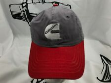 Cummins Diesel Engines Red & Gray Baseball Hat Stitched Snapback Cap One Size
