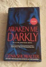 Gena Showalter Awaken Me Darkly Book