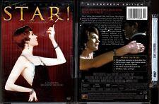 DVD Julie Andrews STAR! Gertrude Lawrence Noel Coward Robert Wise WS R1 OOP NEW