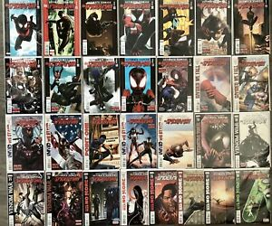Ultimate Comics All New Spider-Man #1-28 +16.1 (2011) Miles Morales Complete Set