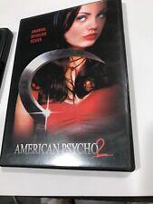 American Psycho 2 Dvd 2002 Rare Mila Kunis Horror Thriller Region 1 Usa *