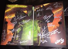 World Of Warcraft The Burning Crusade Expansion RARE SIGNED BY DEVELOPMENT TEAM
