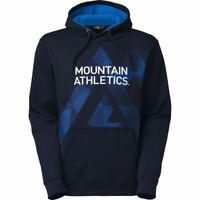 The North Face MA Graphic Hoodie Cosmic Blue/Bomber Men's Sweatshirt NWT A2