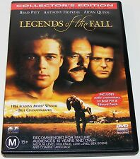 LEGENDS OF THE FALL --(Dvd)