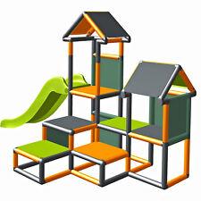 Moveandstic 20x40 Platte rot Kletterturm Spielgerüst Spielturm Platten rote Neu