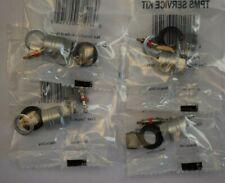 4 Pack - Dill 2045K TPMS Valve Stem Service Kit for Honda / Acura Sensors - NEW