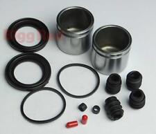 FRONT Brake Caliper Seal & Piston Repair Kit for Honda Civic MB MC (BRKP112)