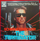 LASERDISC THE TERMINATOR NTSC LASER DISC ARNOLD SCHWARZENEGGER HBO VIDEO 2535 US