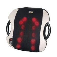 Heated Back Massage Cushion Seat Chair Massager Shiatsu Neck Thigh Shoulder