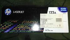 TONER ENCRE ORIGINAL HP 122A     Q3961A CYAN  laserjet 2550 2820 2840