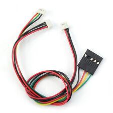 23cm 4p OSD Cable Connector for APM 2.8 2.6 Pixhawk PIX PX4 Flight Controller