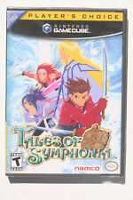 Tales of Symphonia GameCube US NTSC 60 fps Brand New Factory Sealed Y-Fold RARE