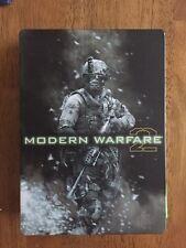 Call Of Duty Modern Warfare 2 Steelbook Microsoft Xbox 360 Used