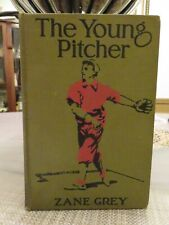 THE YOUNG PITCHER Hardcover Baseball Book (1911!!!)