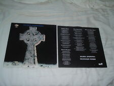 BLACK SABBATH Headless Cross '89 LP RARE ORIGINAL GERMAN !! IMPORT !!