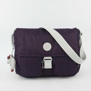KIPLING NEW RITA Medium Shoulder CrossBody Bag Misty Purple