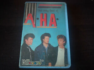 A-HA - The Very Best Of CASSETTE TAPE / Made In Indonesia