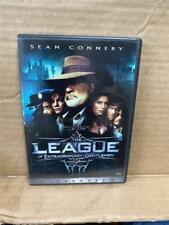 The League of Extraordinary Gentlemen (Dvd, 2003, Widescreen) Sean Connery