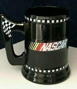 ~ 2003 Official NASCAR Sherwood Brand Beer Stein/Coffee Mug LARGE 36 oz.~ EUC~