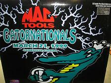 1999 gator nationals pro stock bike Exc