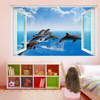 Piano Musical Instrument 3D Wall Art Sticker Mural Decal Kids Room Decor GT12